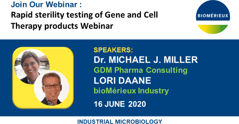 Rapid sterility testing of Gene and Cell Therapy products Webinar
