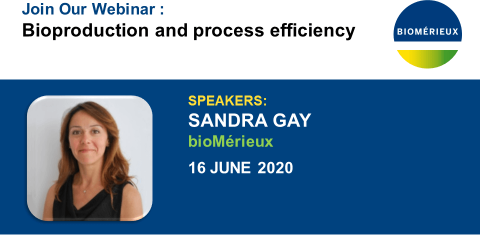 WEBINAR BIOPRODUCTION AND PROCESS EFFICIENCY - SANDRA GAY
